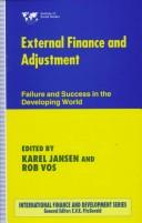 External Finance and Adjustment by