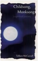 Cover of: Childsong, Monksong