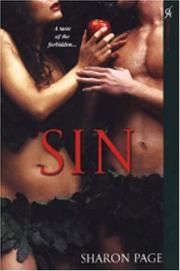 Cover of: Sin | Sharon Page