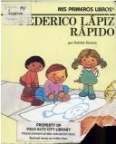 Cover of: Federico Lapiz Rapido