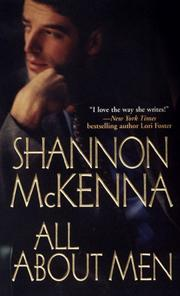 Cover of: All About Men | Shannon McKenna