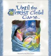 Cover of: Until the Christ Child Came