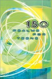 Cover of: 150 Psalms for Teens