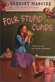 Cover of: Four Stupid Cupids (The Hamlet Chronicles)