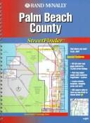 Cover of: Rand McNally Palm Beach County Streetfinder | Rand McNally