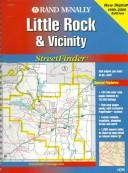 Cover of: Rand McNally Little Rock & Vicinity Streetfinder |