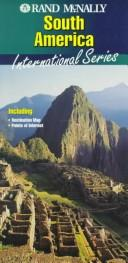 Cover of: Rand McNally South America |