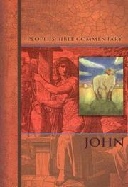Cover of: John (People