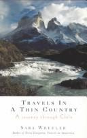 Cover of: Travels in a Thin Country | Sarah Wheeler