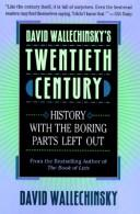 Cover of: David Wallechinskys 20th Century | David Wallechinsky