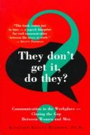 Cover of: They Don