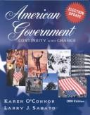Cover of: American Government | Karen O