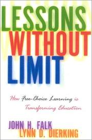 Cover of: Lessons Without Limit