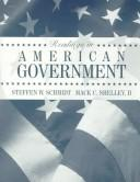 Cover of: Readings in American Government | Mack C. Shelley II