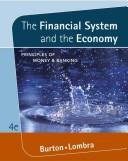 Cover of: The Financial System and the Economy | Maureen Burton