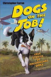 Cover of: Dogs on the Job!