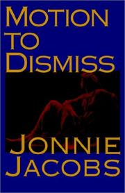 Cover of: Motion to Dismiss