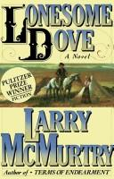 Cover of: Lonesome Dove