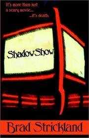 Cover of: Shadowshow