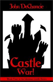 Cover of: Castle War!