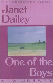 Cover of: One of the Boys (Janet Dailey Americana) | Janet Dailey