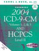 Cover of: The Extra Step and 2004 ICD-9-CM, Volumes 1, 2 &3 and HCPCS, Level II Package | Carol J. Buck