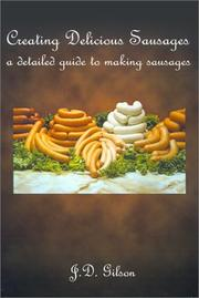 Cover of: Creating Delicious Sausages