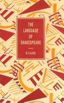 Cover of: The language of Shakespeare