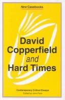 "Cover of: ""David Copperfield"" and ""Hard Times"""