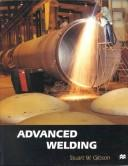 Cover of: Advanced Welding