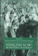 Cover of: Nihilism Now!