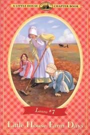 Cover of: Little House Farm Days | Laura Ingalls Wilder