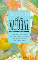 Cover of: Essential It's So Natural