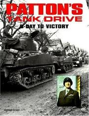 Cover of: Patton's tank drive: D-Day to victory
