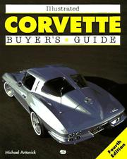 Illustrated Corvette buyer's guide by Michael Antonick
