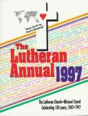 Cover of: The Lutheran Annual 1997 |