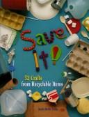 Cover of: Save It