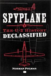 Cover of: Spyplane