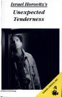 Cover of: Israel Horovitz's Unexpected tenderness
