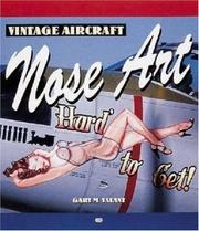 Cover of: Vintage Aircraft Nose Art (Motorbooks Classic) | Gary Valant