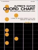 Cover of: Alfred's Guitar Chord Chart