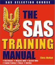 Cover of: The SAS training manual