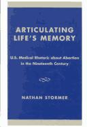 Cover of: Articulating Life's Memory