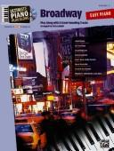 Cover of: Ultimate Piano Play-Along- Broadway (Easy Piano, Book & CD) | Chris Lobdell
