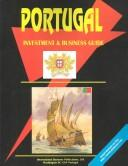 Cover of: Portugal | USA International Business Publications