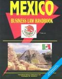 Cover of: Mexico Business Law Handbook