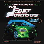 Cover of: The Cars of the Fast and the Furious