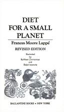 Cover of: Diet for Small Planet