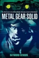Cover of: Metal Gear Solid