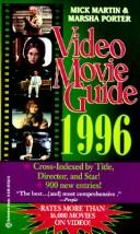 Cover of: Video Movie Guide 1996 (Annual)